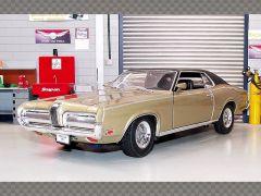 MERCURY COUGAR XR7 ~ 1970 | 1:18 Diecast Model Car