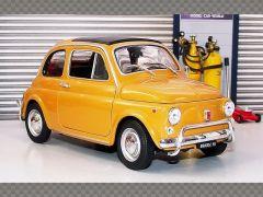 FIAT 500 | 1:18 Diecast Model Car