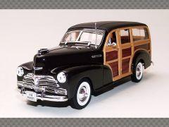 CHEVROLET FLEETMASTER ~ 1948 | 1:24 Diecast Model Car