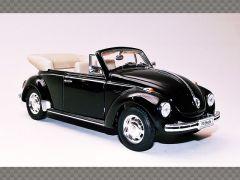 VOLKSWAGEN BEETLE CABRIOLET ~ 1959 | 1:24 Diecast Model Car