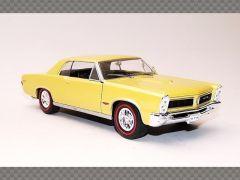 PONTIAC GTO | 1:24 Diecast Model Car