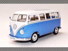 VOLKSWAGEN T1 MINIBUS ~ 1962 | 1:24 Diecast Model Car