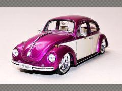VOLKSWAGEN BEETLE TUNING ~ 1959 : 1:24 Diecast Model Car