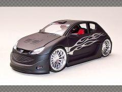 PEUGEOT 206 CUSTOM | 1:24 Diecast Model Car