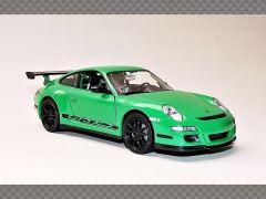 PORSCHE 911 (997) GT3 RS    1:24 Diecast Model Car