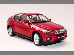 BMW X6 | 1:24 Diecast Model Car