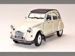 CITROEN 2CV6 | 1:24 Diecast Model Car