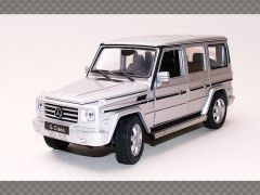 MERCEDES G-CLASS | 1:24 Diecast Model Car