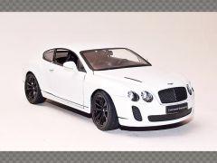 BENTLEY CONTINENTAL SUPERSPORTS ~ 2010 | 1:24 Diecast Model Car