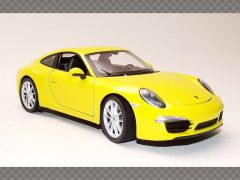 PORSCHE 911 / 991 CARRERA S    1:24 Diecast Model Car