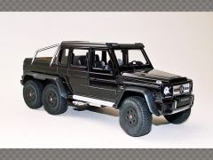 MERCEDES AMG G63 6X6 | 1:43 Diecast Model Car