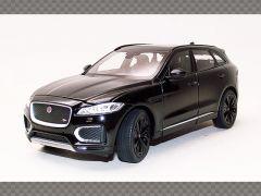 JAGUAR F PACE ~ BLACK | 1:24 Diecast Model Car