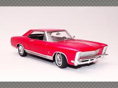 BUICK RIVIERA GRAND SPORT ~ 1965 | 1:24 Diecast Model Car