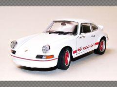 PORSCHE 911 CARRERA RS 2.7 ~ 1973 | 1:24 Diecast Model Car