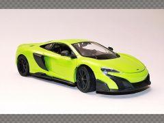MCLAREN 675LT ~ 2017   1:24 Diecast Model Car