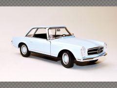 MERCEDES 230SL ~ 1965 | 1:24 Diecast Model Car