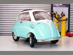 BMW ISETTA ~ GREEN | 1:18 Diecast Model Car