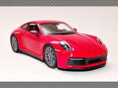 PORSCHE 911 CARRERA 4S | 1:24 Diecast Model Car