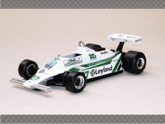 WILLIAMS FW07B - ALAN JONES | 1:43 Diecast Model Car