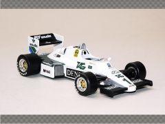 WILLIAMS FW08C - KEKE ROSBERG | 1:43 Diecast Model Car