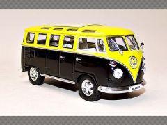 VW MICROBUS ~ 1962 | 1:43 Diecast Model Car