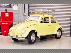 VOLKSWAGEN BEETLE ~ 1967 | 1:18 Diecast Model Car
