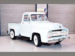 FORD F100 PICKUP 1953 ~ LIGHT GREEN | 1:18 Diecast Model Car