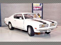 PLYMOUTH BARRACUDA | 1:18 Diecast Model Car