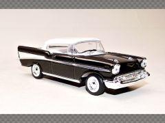 CHEVROLET BEL AIR ~ 1957 | 1:43 Diecast Model Car