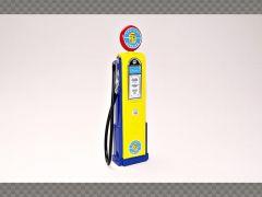 CADILLAC EMBLEM GAS PUMP | 1:18 Model Car Accessories