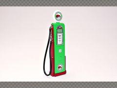 BUFFALO EMBLEM GAS PUMP | 1:18 Model Car Accessories