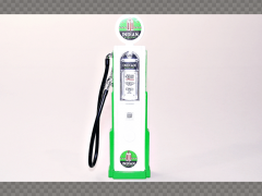 GAS PUMP 'INDIAN'   1:18 Scale