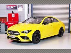 MERCEDES CLA (118)  ~ 2019 | 1:18 Diecast Model Car