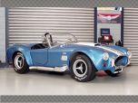 AC COBRA 427 MK2 1965 ~ BLUE | 1:18 Diecast Model Car