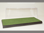 1:18 SCALE DISPLAY CASE GRASS HD FINISH
