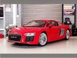 AUDI R8 V10 ~ RED   1:18 Diecast Model Car