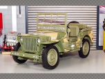 WILLYS JEEP ~ ARMY MEDIC ~ 1941 | 1:18 Diecast Model Car