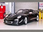 PORSCHE 911 GT3 RS 4.0 ~ BLACK | 1:18 Diecast Model Car
