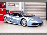 LAMBORGHINI HURACAN LP610-4 POLICE | 1:18 Diecast Model Car