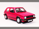 VOLKSWAGEN GOLF MK1 GTi | 1:24 Diecast Model Car