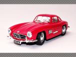 MERCEDES 300SL ~ 1954 | 1:24 Diecast Model Car