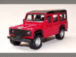 LAND ROVER DEFENDER 110   1:47 Diecast Model Car