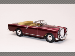 BENTLEY S2 CONTINENTAL DHC 1961 ~ RED | 1:43 Diecast Model Car