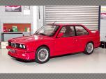 BMW E30 M3 1986 | 1:18 Diecast Model Car