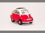 BMW ISETTA 250 | 1:43 Diecast Model Car