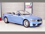 BMW M4 CONVERTIBLE | 1:18 Diecast Model Car