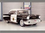 CHEVROLET BEL AIR POLICE 1957 | 1:18 Diecast Model Car