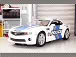 CHEVROLET CAMARO SS RS POLICE | 1:18 Diecast Model Car