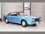 CHEVROLET CAMARO Z/28 1968 ~ BLUE | 1:18 Diecast Model Car