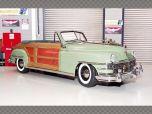 CHRYSLER TOWN & COUNTRY 1948 | 1:18 Diecast Model Car